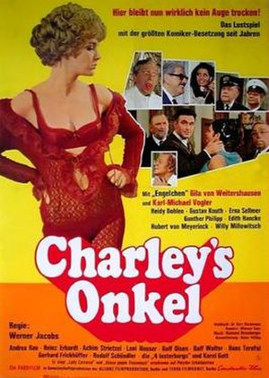 Charley's Uncle - Image: Charley's Uncle