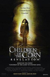 <i>Children of the Corn: Revelation</i> 2001 American horror film directed by Guy Magar