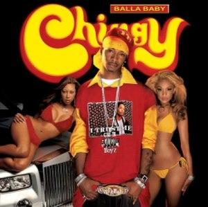 Balla Baby - Image: Chingy Balla Baby (CD 2)
