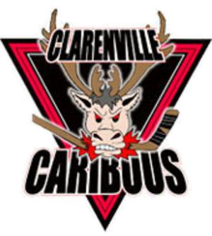 Clarenville Caribous - Image: Clarenville Caribous