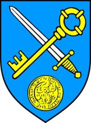 Dvor, Croatia - Image: Coat of arms of Dvor municipality