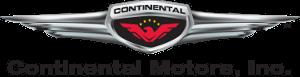 Continental Motors, Inc. - Image: Continental Motors Logo