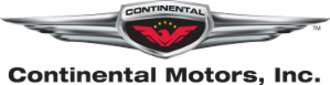 Continental Motors, Inc. - Image: Continental Motors Logo