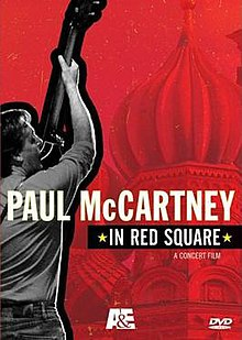 The Beatles Polska: Premiera DVD - Paul McCartney in Red Square