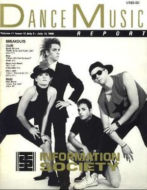 Dance Music Report - Image: Dance Music Report (magazine)