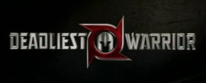 Deadliest Warrior - Deadliest Warrior title screen