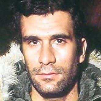 Deniz Gezmiş - The portrait of Kaypakkaya is on the streamer.