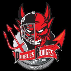 Diables Rouges de Briançon - Image: Diables Rouges de Briançon logo