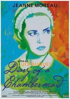 <i>Diary of a Chambermaid</i> (1964 film) 1964 Franco-Italian film directed by Luis Buñuel