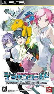<i>Digimon World Re:Digitize</i> video game