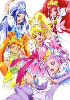 <i>DokiDoki! PreCure</i> Japanese anime television series