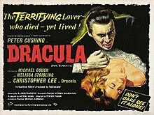 Dracula (1958 film) - Wikipedia