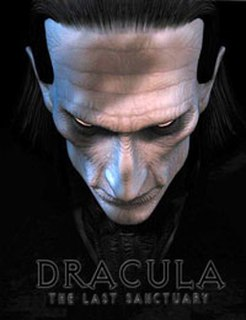 <i>Dracula 2: The Last Sanctuary</i> 2013 video game