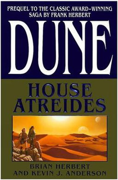 Picture of a book: Dune: House Atreides