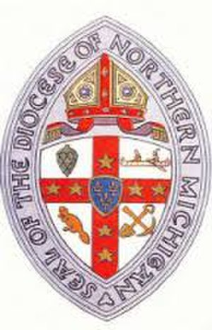 Episcopal Diocese of Northern Michigan - Image: Episcopal Diocese of Northern Michigan seal
