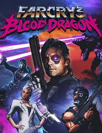 Picture of a game: Far Cry 3: Blood Dragon