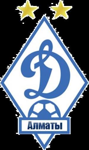 FC Dinamo Alma-Ata - Image: FC Dinamo Alma Ata logo