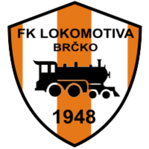 FK Lokomotiva Brčko - Image: FK Lokomotiva Brčko logo