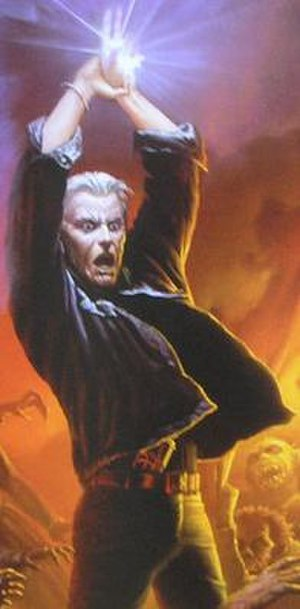 Father Callahan - Father Callahan from The Dark Tower. Art by Michael Whelan.