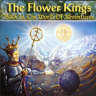 Back in the World of Adventures - Image: Flower kings back in the world 300x
