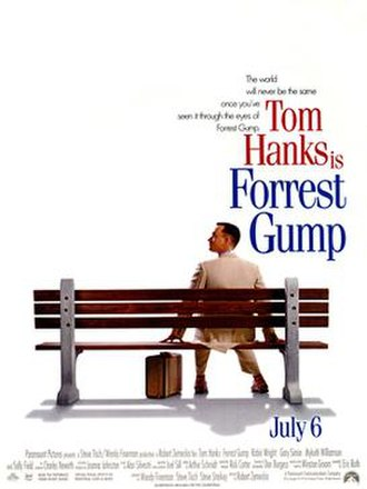 Forrest Gump - Theatrical Release Poster