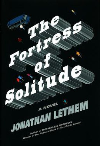 The Fortress of Solitude (novel) - First edition cover