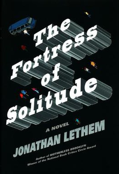 Picture of a book: The Fortress Of Solitude