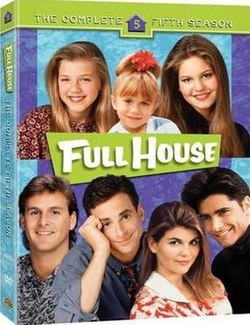 House Full Episodes Online on Full House   Season 5 Jpg