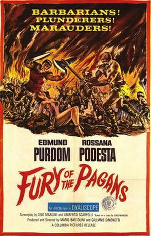 Fury of the Pagans - Image: Fury of the Pagans