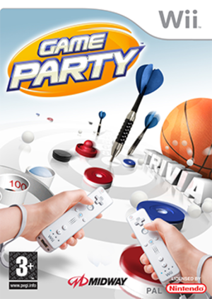 Game Party - Image: Game Party Coverart