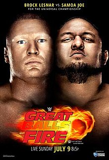 WWE Great Ball of Fire (2017)