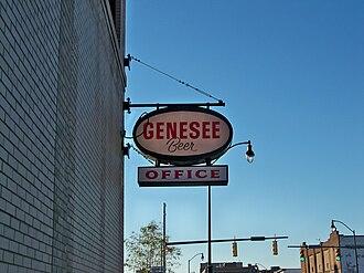 Genesee Brewing Company - Image: Genesee Beer