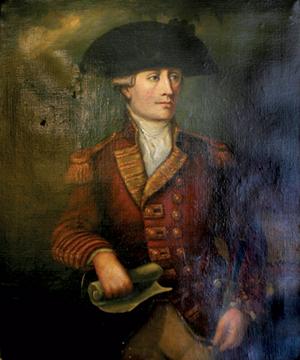 George Warde - General George Warde