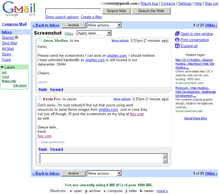 Gmail Wikipedia