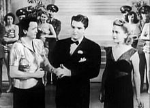 Grace Hayes, Peter Lind Hayes, and Mary Healy in Zis Boom Bah (1941).jpg