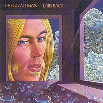 Laid Back (album) - Image: Greggallman laidback