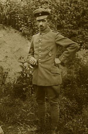 Gustav Dörr - Image: Gustav Dörr