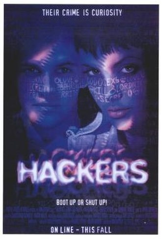 Hackers (film) - Image: Hackersposter