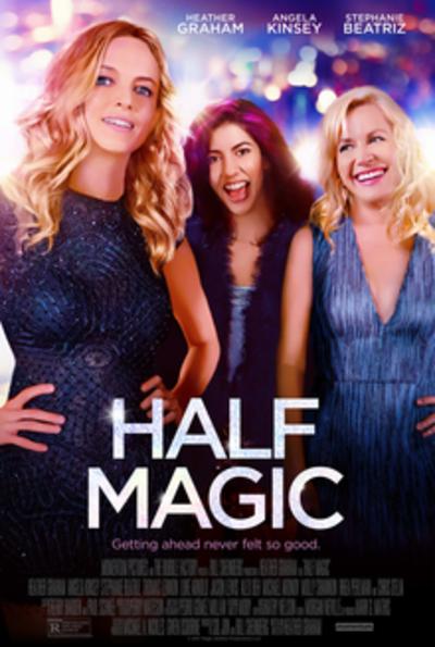 Picture of a movie: Half Magic