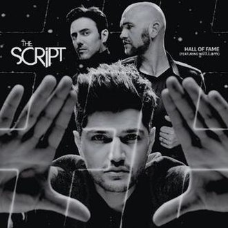 The Script featuring will.i.am — Hall of Fame (studio acapella)