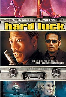 <i>Hard Luck</i> 2006 television film directed by Mario Van Peebles