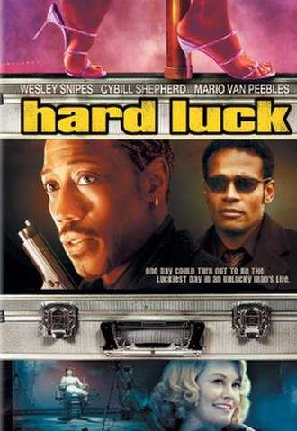 Hard Luck - DVD cover