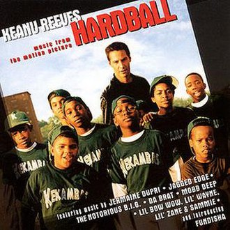 Hardball (soundtrack) - Image: Hardball OST