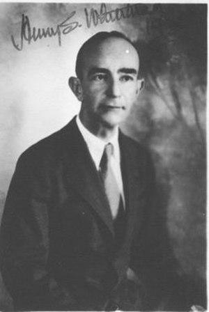 Henry S. Whitehead - Image: Henry S Whitehead