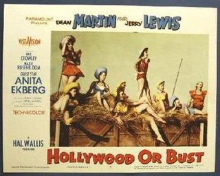 <i>Hollywood or Bust</i> 1956 film by Frank Tashlin