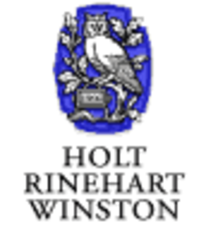 Holt McDougal - Image: Holt, Rinehart & Winston (emblem)