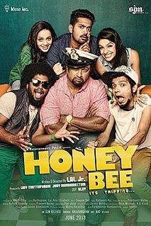<i>Honey Bee</i> (film) 2013 film by Jean Paul Lal
