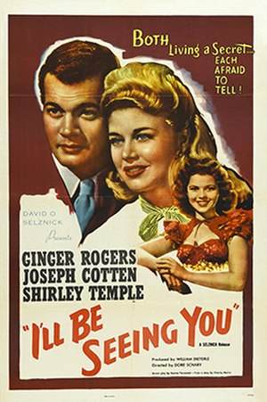 I'll Be Seeing You (1944 film) - Image: I'll Be Seeing You (1944 film)