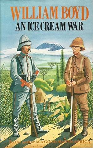 An Ice-Cream War - First edition