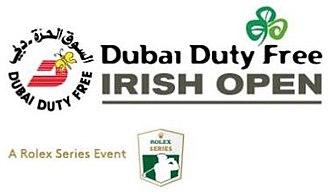 Irish Open (golf) - Image: Irish Open Logo 2014